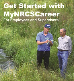 Get Started with MyNRCSCareer: For Employees and Supervisors