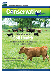 May 2014 Conservation Update Cover