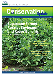 July 2014 Conservation Update Cover
