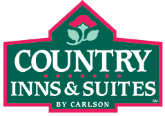 County Inn & Suites Hotel Logo