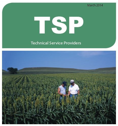 Technical Service Providers information sheet