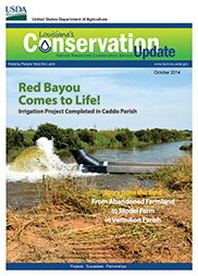 2014 Conservation Update Cover