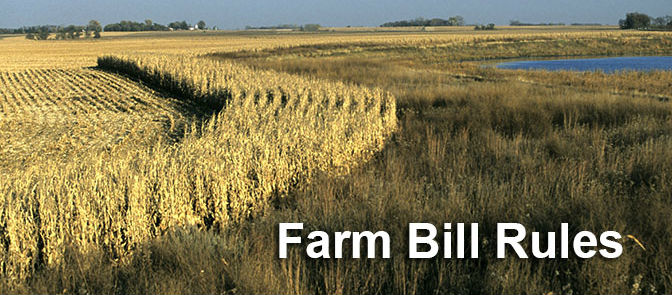 2014 farm bill rules web banner