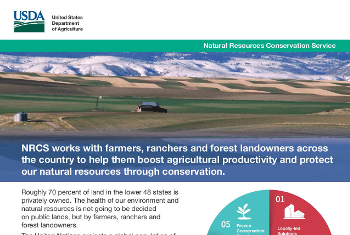 NRCS Fact Sheet