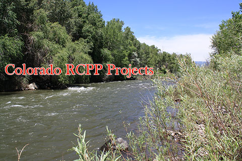 Colorado RCPP Projects