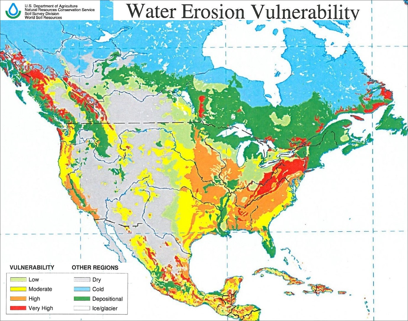 Geologic Resources Nrcs Iowa