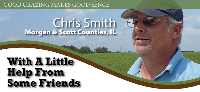 Illinois Grazier, Chris Smith