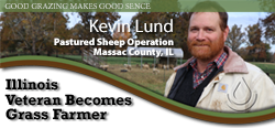 Grazing Profile - Kevin Lund