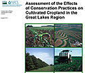 Cover of Great Lakes CEAP report