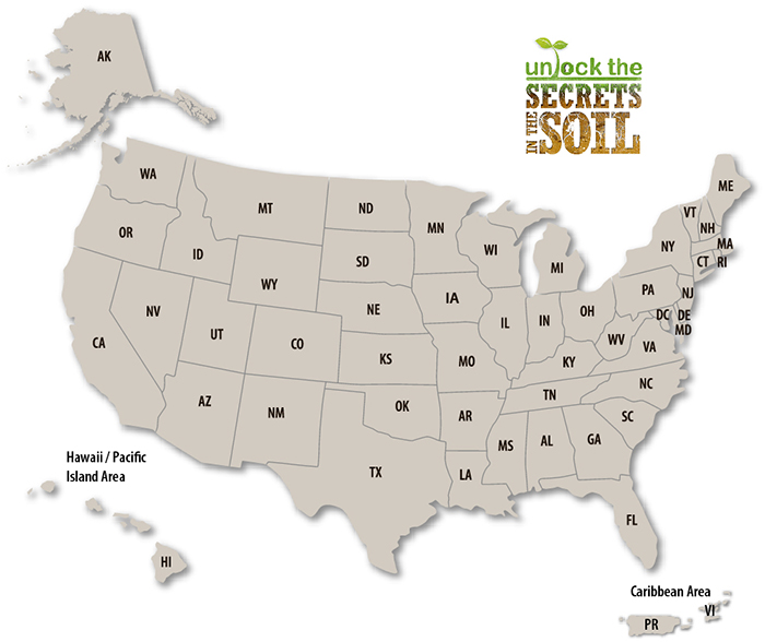 NEW Soil Health map 2014