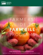 This brochure provides an at-a-glance view of programs and assistance available to farmers and ranchers from FSA, NRCS and RMA, through the 2018 Farm Bill.