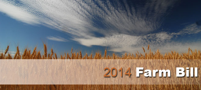 2014 Farm Bill Header